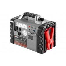 Пусковое устройство QUATTRO ELEMENTI PowerCube 4000 Air 772-517  12В 400А 17Ач 9.5кг + компрессор