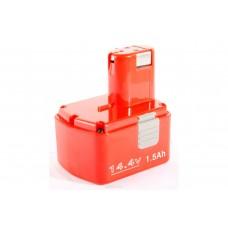 Аккумулятор Hammer Flex AKH1415  14.4В 1.5Ач для HITACHI