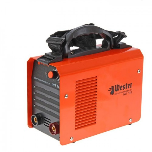 Инвертор WESTER IWT140  3000Вт 10-140A ПВ40% 1.6-3.2мм 170-240В