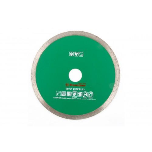 Диск алм. Hammer Flex 206-155 DB TB PROFF 230*22мм  турбо ПРОФИ