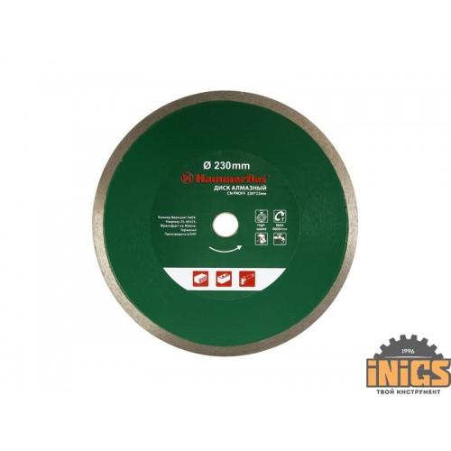 Диск алм. Hammer Flex 206-108 DB CN 150*22мм  сплошной
