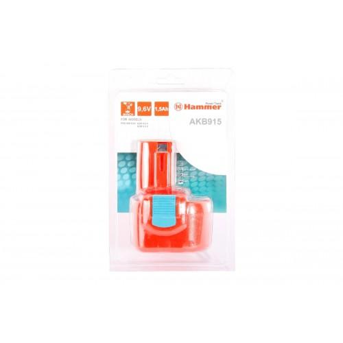 Аккумулятор Hammer Flex AKB915  9.6В 1.5Ач для BOSCH