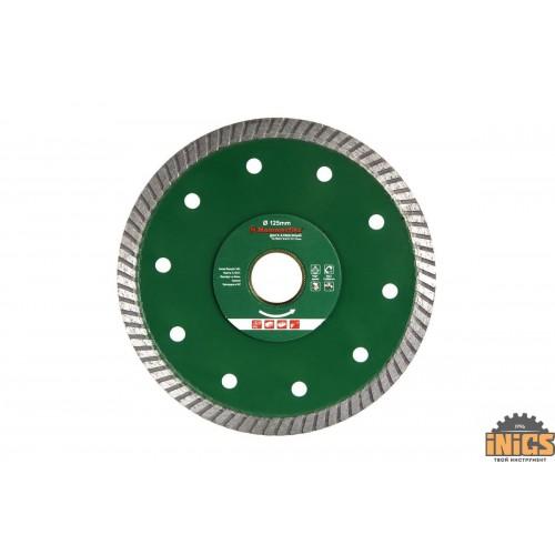 Диск алм. Hammer Flex 206-111 DB TB 115*22мм  турбо