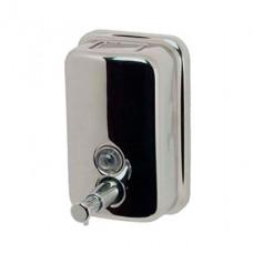 Дозатор для жидкокго мыла из нержавеющей стали 800мл 1402.110 - NRG