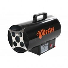 Тепловентилятор газовый WESTER TG-10 10кВт 300 куб.м/ч пьезоподжиг