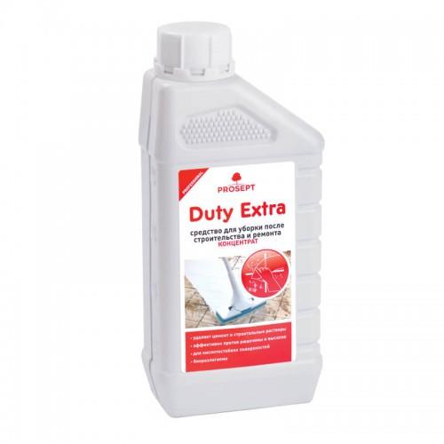 МС для послестроительной уборки  ПРОСЕПТ Duty Extra Plus 1л