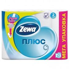 Бумага туалетная Zewa 12 шт.