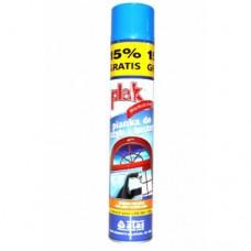 Очиститель стекол PLAK пенный 500мл.
