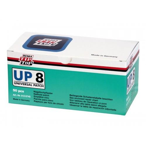 Латка универс Tip-Top UP8 (55 мм) уп. 50шт.