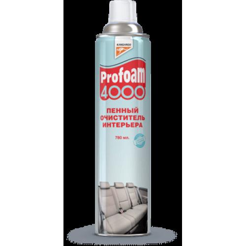 Очиститель Profoam 4000- пенный,интерьера,780ml