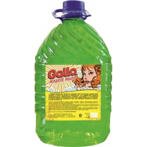 Мыло GALLA жидкое с перламутром, 5л.