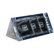 Грибки корд Г-12 №1 12*90мм с пров ножкой б/адг 10шт